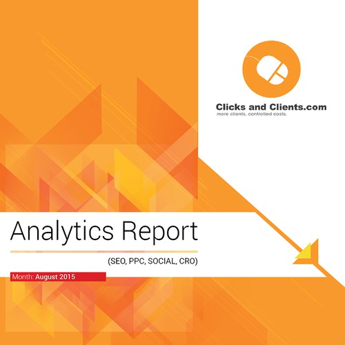 Analytics Report for Search Engine Optimization