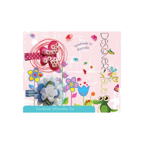 Card for hair clips