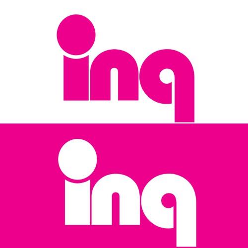 Logo Design for inq