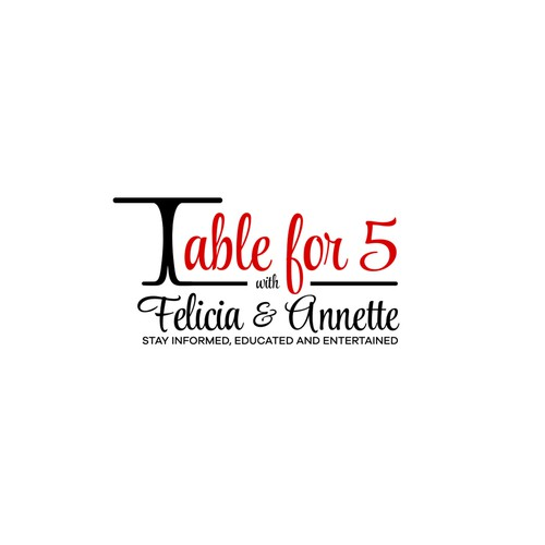 Table for 5
