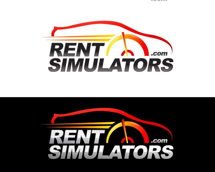 Rent Simulators (RentSimulators.com) needs a new logo