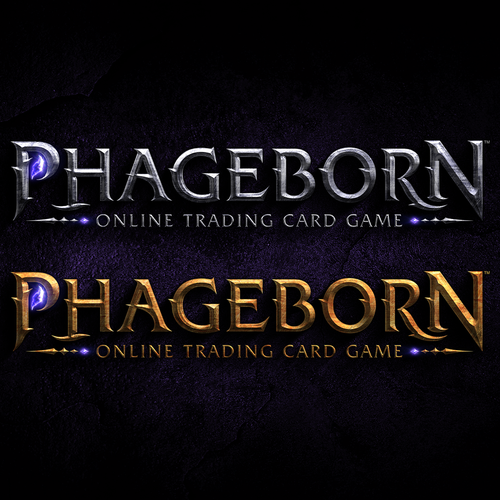 Logo design for Phageborn