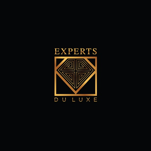 Logo Concept for Experts du Luxe