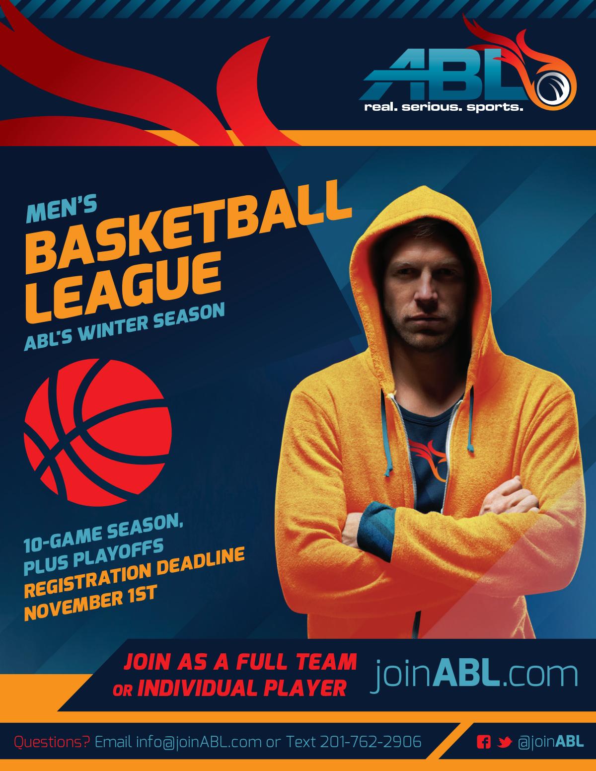 Basketball Flyer edit