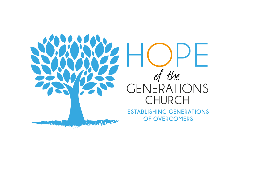 Creating new logo for Hope of the Generations church