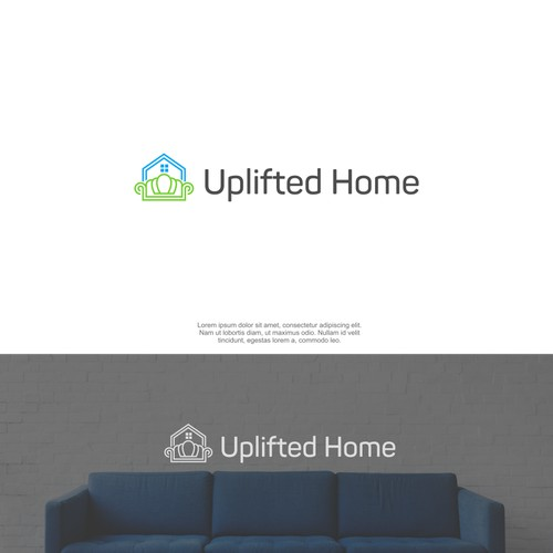 Uplifted Home logo