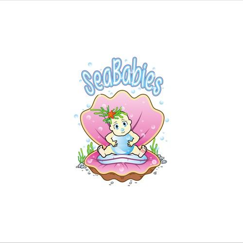 for logo SEA BABIES