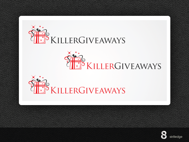 Beautiful logo wanted for Killer Giveaways
