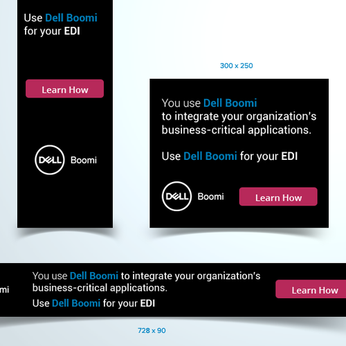 Banner Set for Dell Boomi
