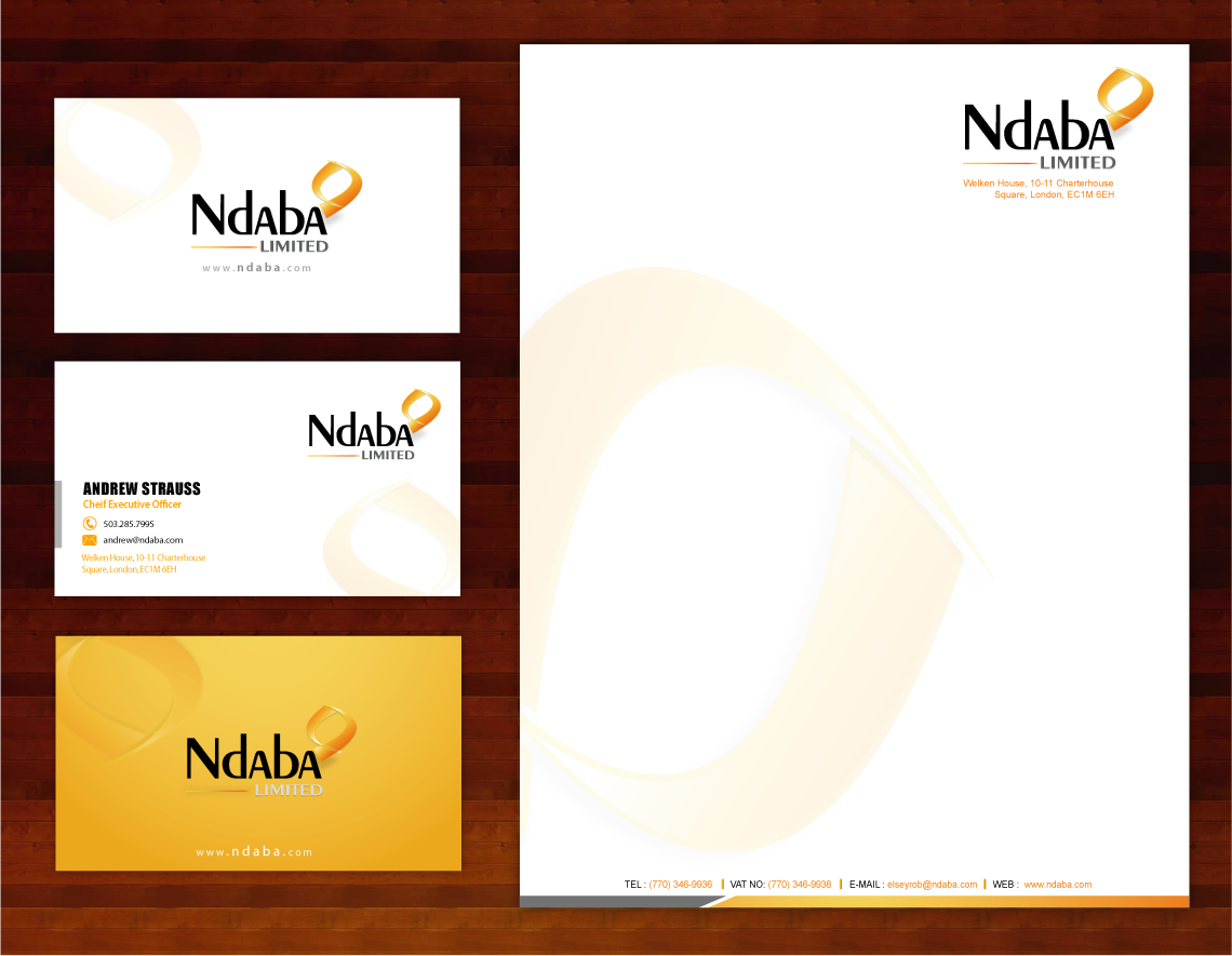 New stationery wanted for Ndaba Limited