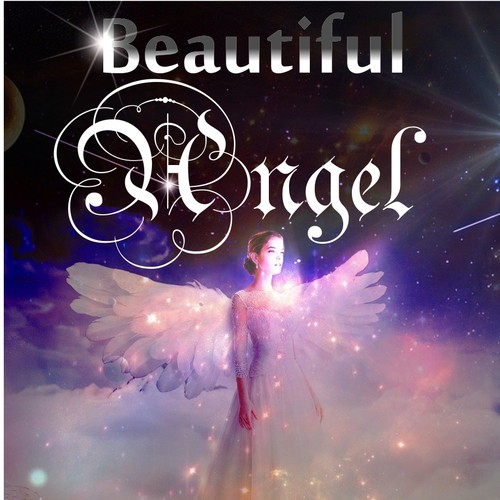 Beautiful Angel for Christmas
