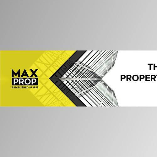 Signage design for Real Etate Company