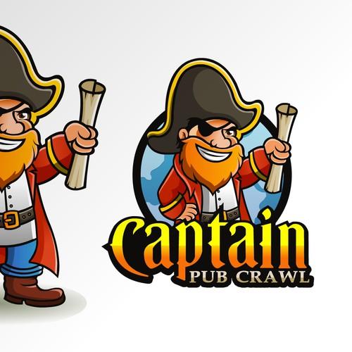Captain Pub Crawl