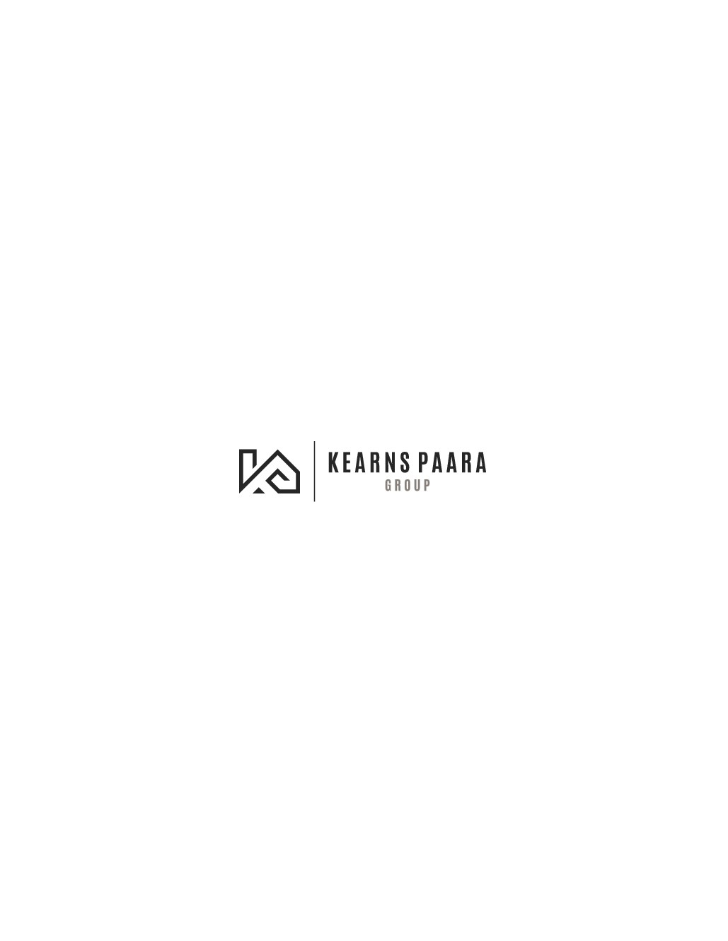 Unique and identifiable logo for a successful residential real estate team