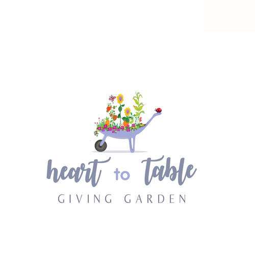 logo for a giving person :)