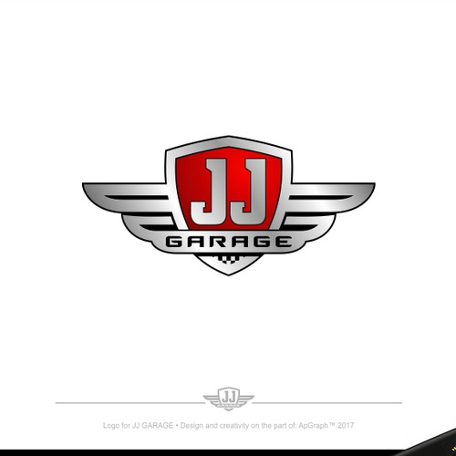 LOGO FOR JJ GARAGE
