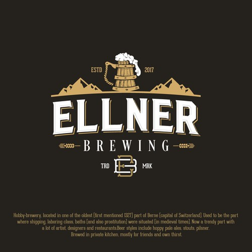 Ellner Brewing with German background