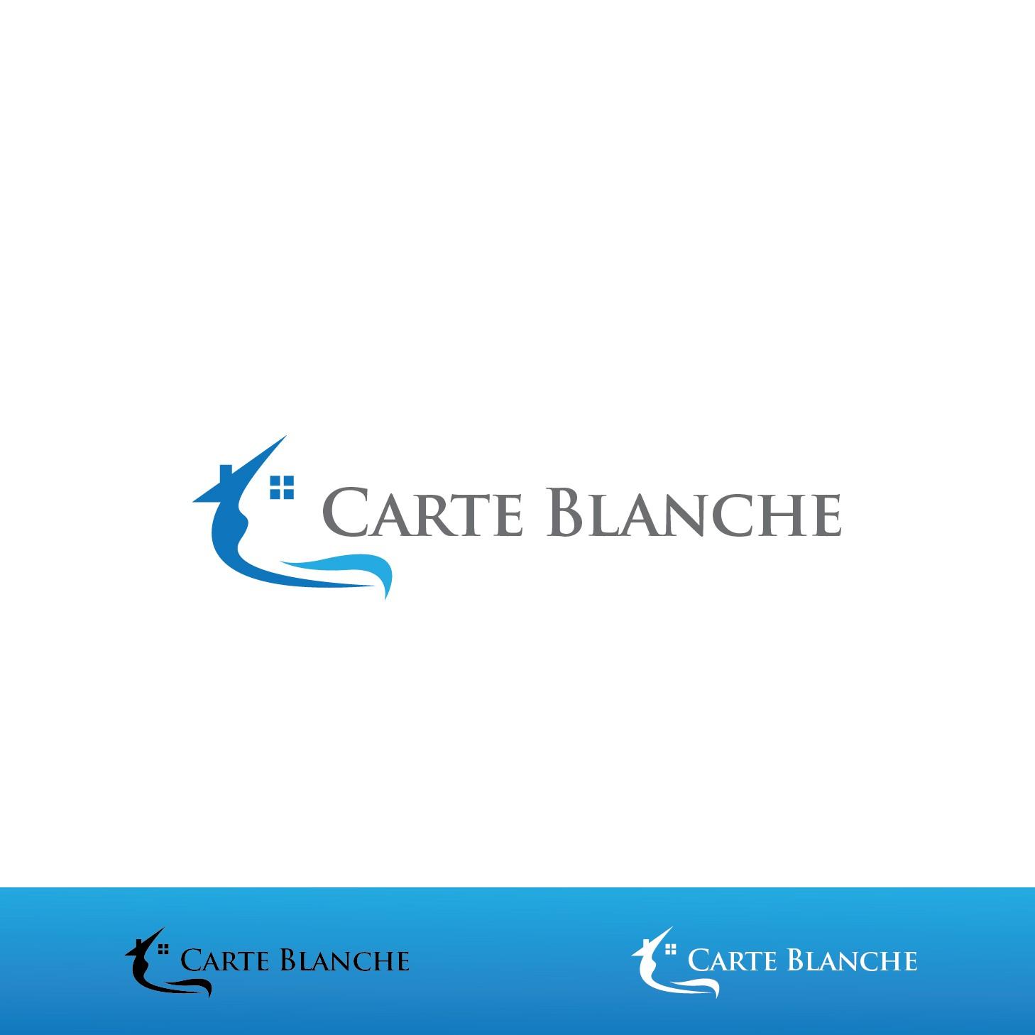 Create the next logo for Carte Blanche