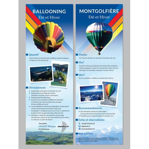Ballooning flyer