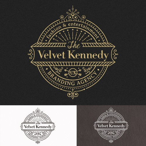 The Velvet Kennedy_logo