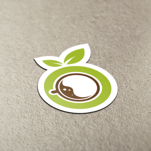 Organic Coffee and Juice bar, in a fitness center, looking for new logo!