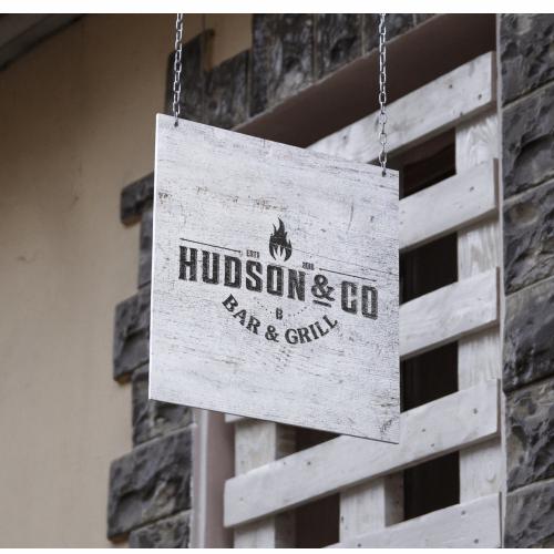Design logo for Hudson & Co