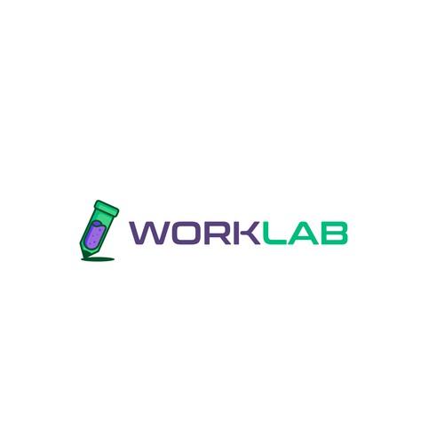 Logo concept laboratory