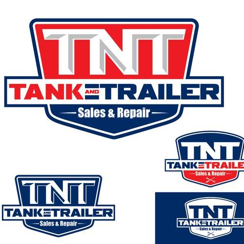 TNT Tank n Trailer logo