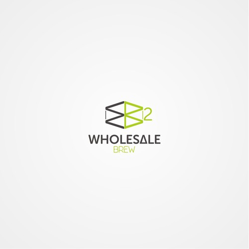 Wholesale Brew Logo Design