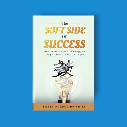 Book cover design simple