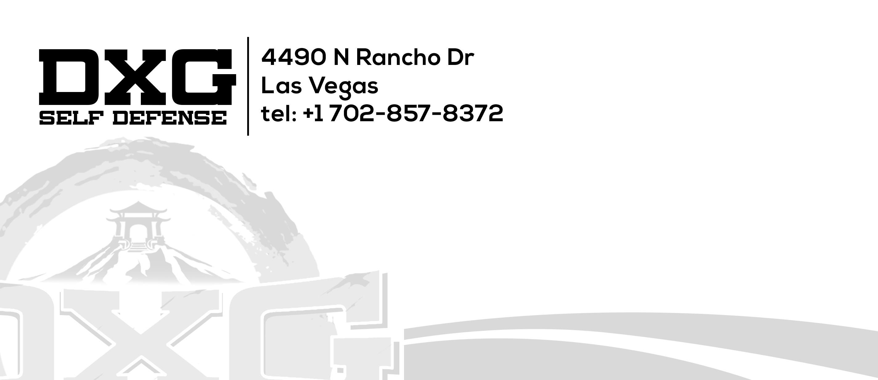 Self Defense facility in Las Vegas