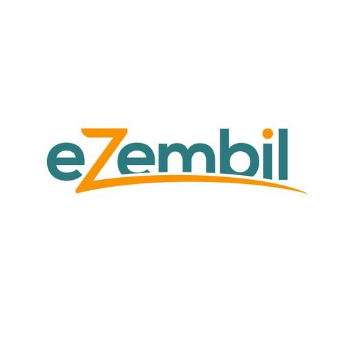 eZembil  Logo design Entry