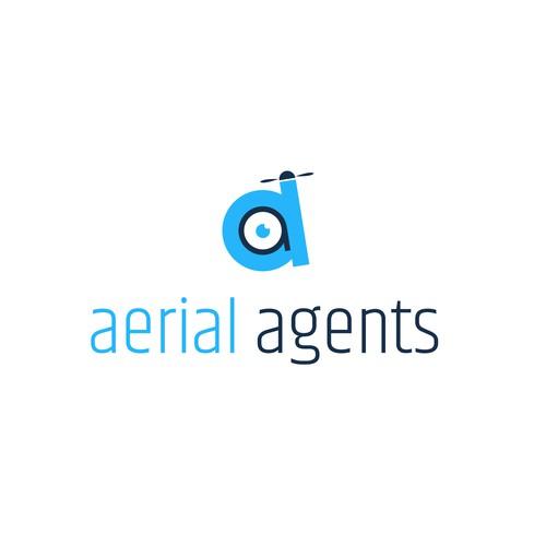 logo concept drone
