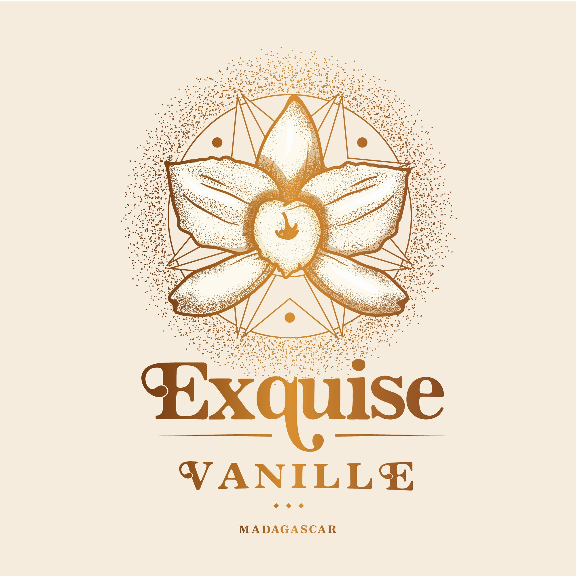 """Create a logo for premium vanilla"""