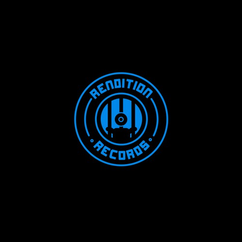 Logo rendition records