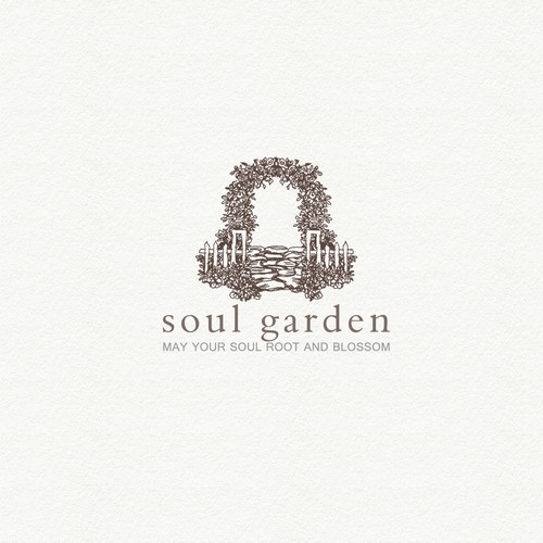 logo for a garden company
