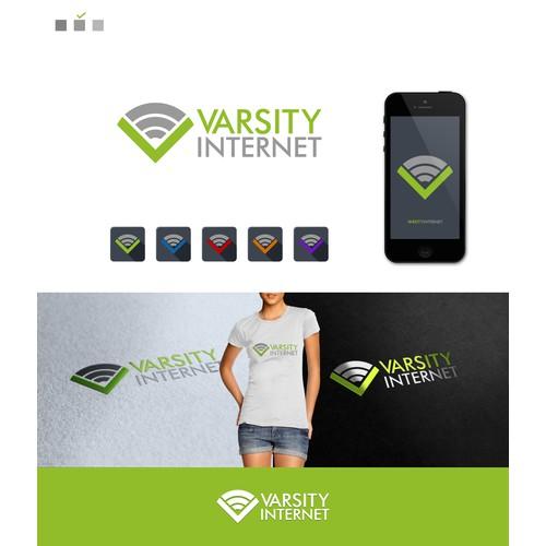 Varsity Internet needs a new logo