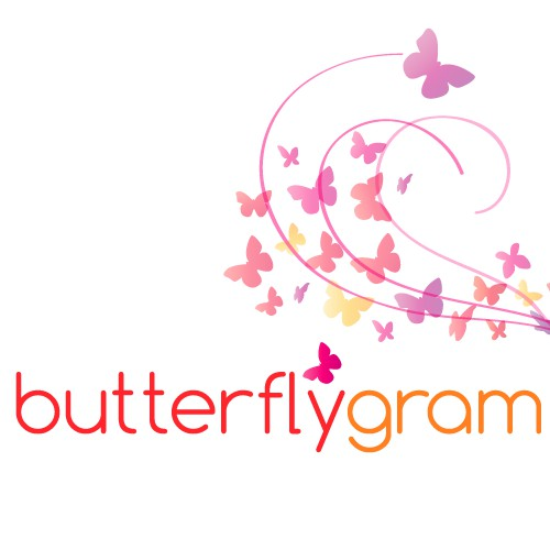 Help ButterflyGram with a new logo