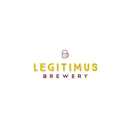 Logo für eine Brauerei