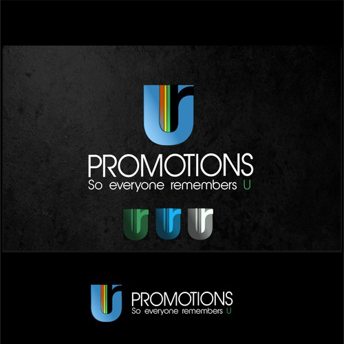 Logo design for U R promotions