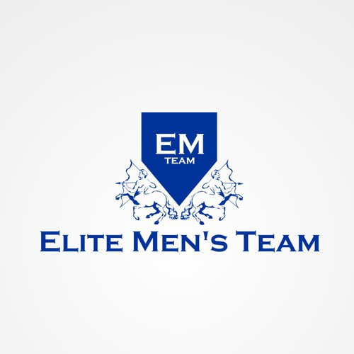 Create the next logo for Elite Men's Team
