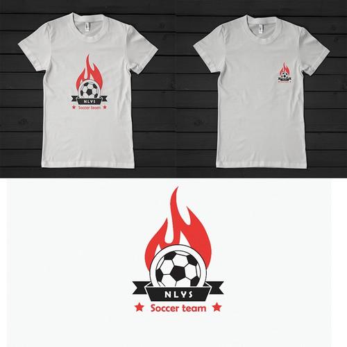 NLYS Soccer team
