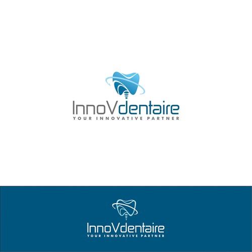 Futuristic Dentistry Logo