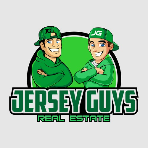 Need a great logo for The Jersey Guys