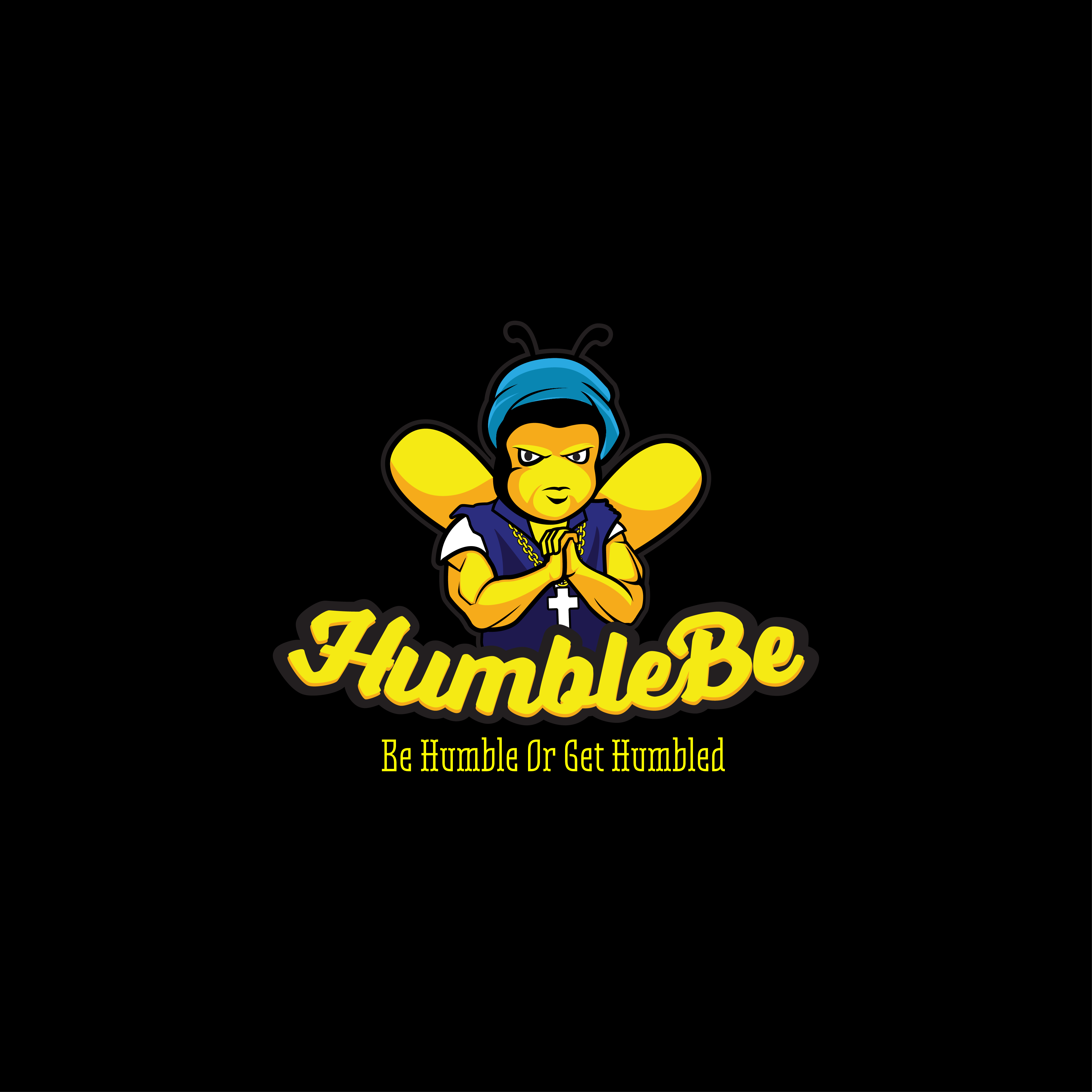 Design a dope logo for HumbleBe Music