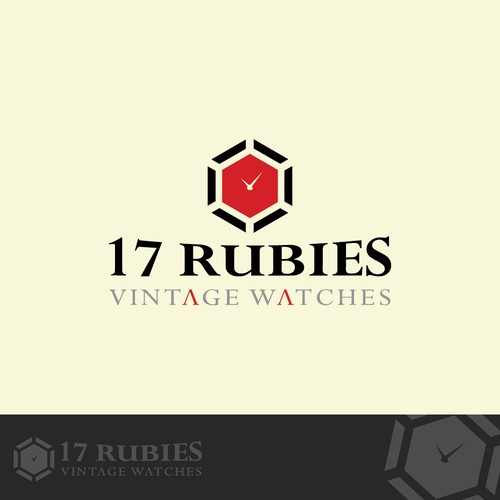 17 Rubies logo