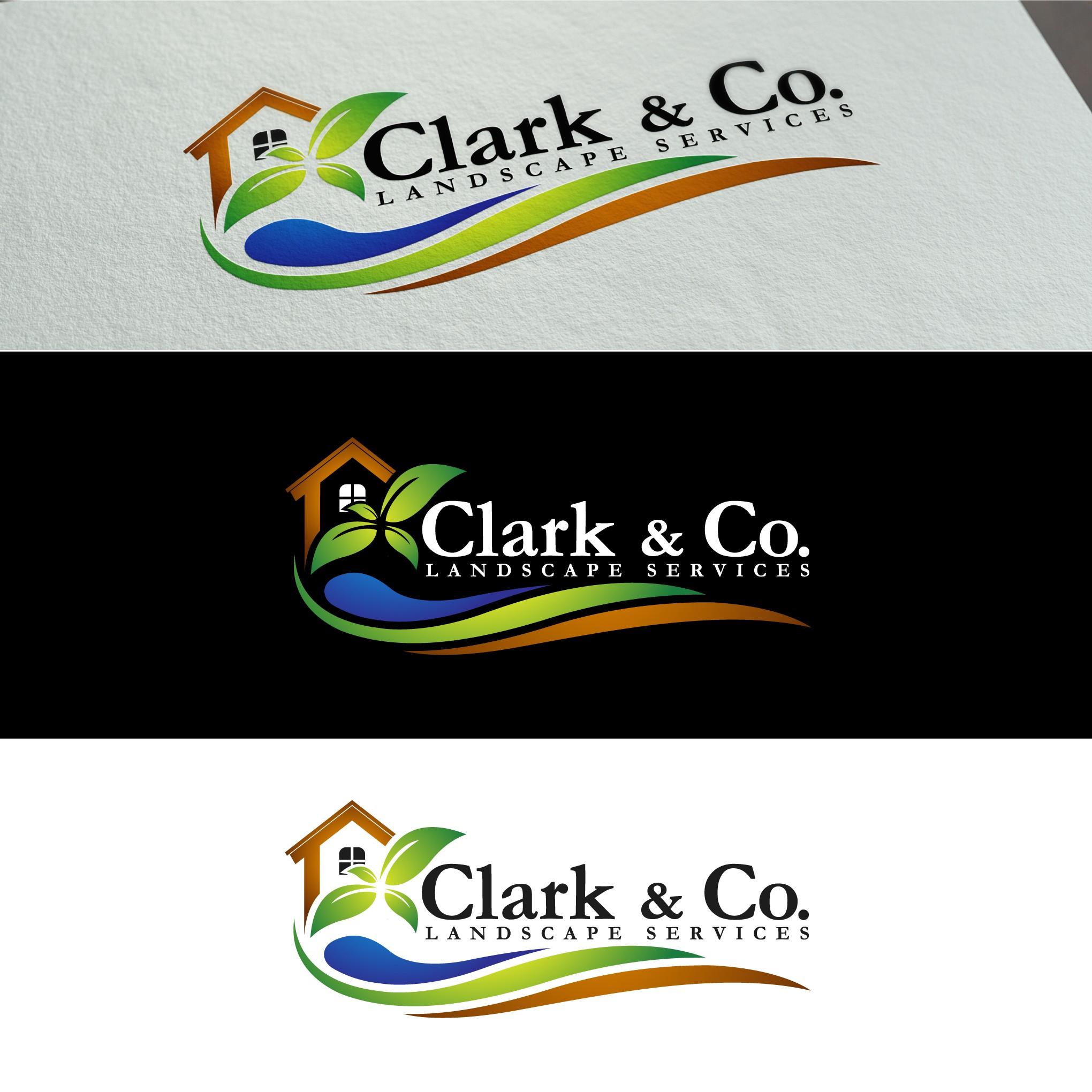 Create a one of a kind logo for a custom landscape company!