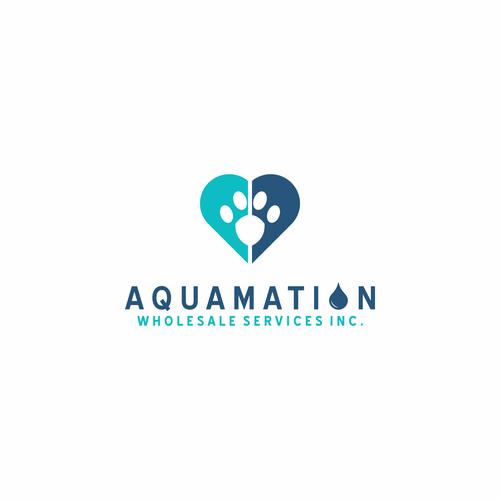 Aquamation logo