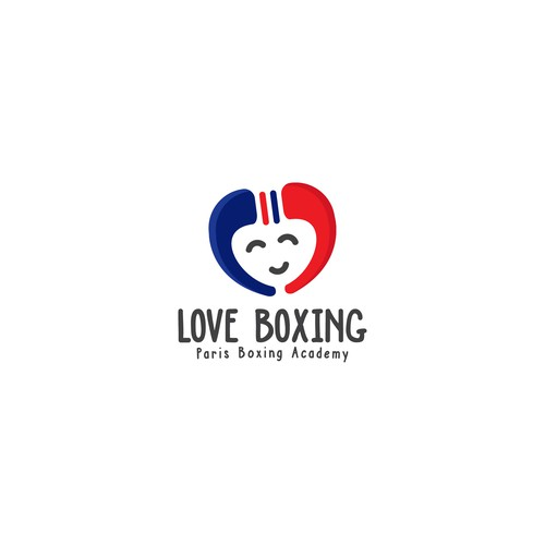 cute logo for boxing
