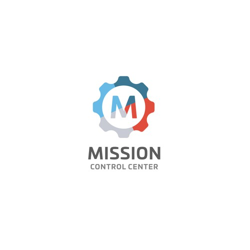 Logo Draft for Mission Control Center